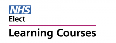 Logo of NHS Elect Learning Courses
